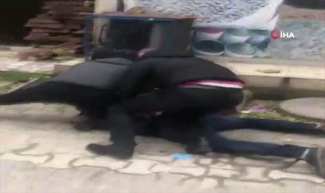 Bombacı teröristler böyle yakalandı