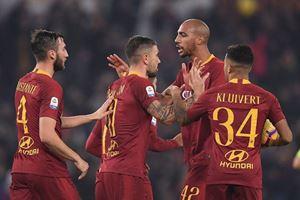 Roma ile Inter berabere kaldı Cengiz Ünder'den müthiş füze