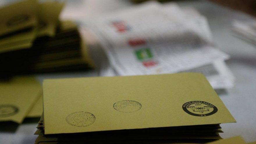 Konsensus'un anketine göre İstanbul'da partilerin oy oranlarında son durum 4.resim