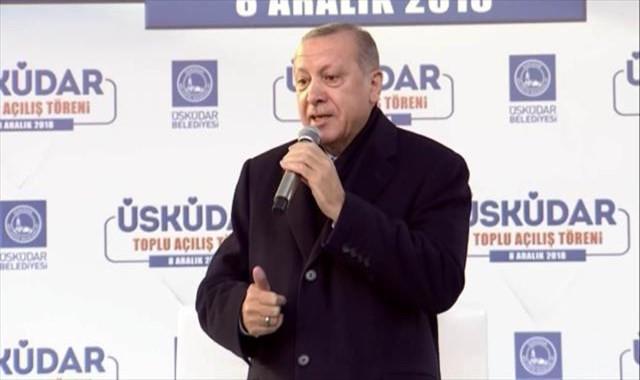 Erdoğan'dan Fransa'daki olaylara ilişkin açıklama