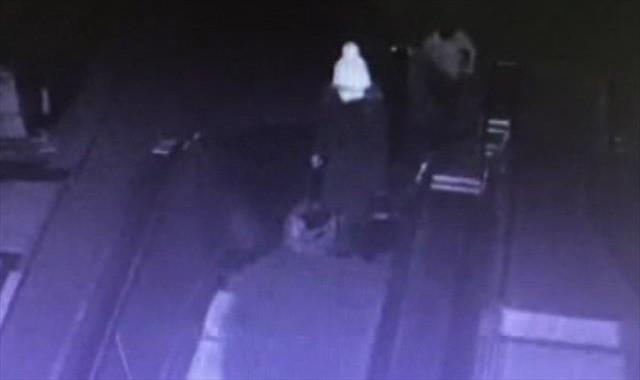 Antalya'da genç kadına uçak kaçırtan kapkaç