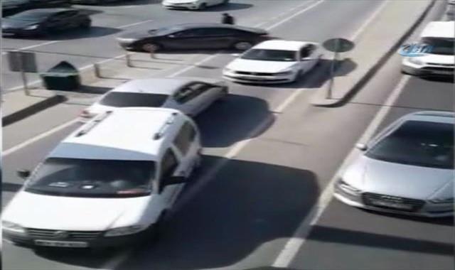 İstanbul'da trafik canavarları yine sahnede