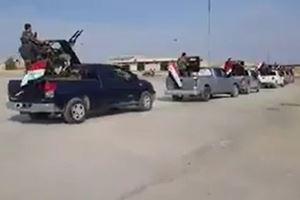 Esad güçleri Afrin'e girmeye başladı