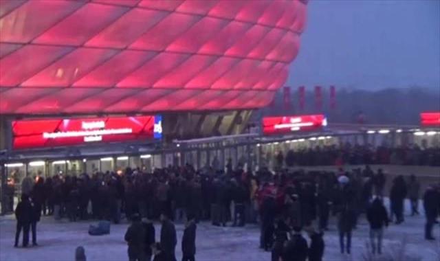 Gurbetçiler Beşiktaş'ı yalnız bırakmadı