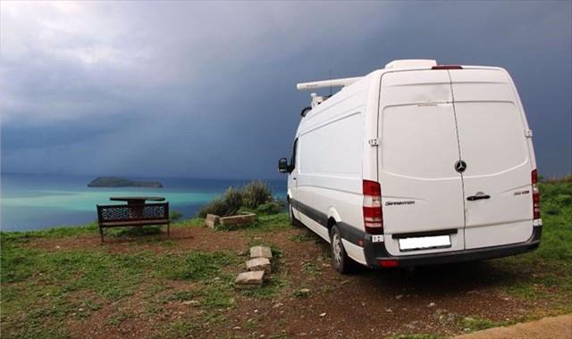 Termal kameralar Kardak'ta kuş uçurtmuyor
