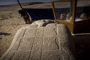 3 bin yıllık firavun mezarı bulundu