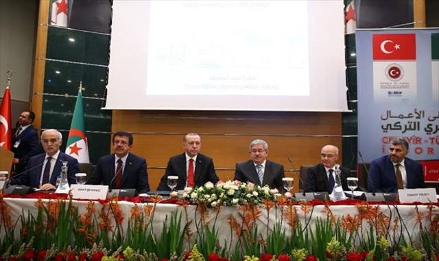 Türkiye ile Cezayir arasında dev anlaşma