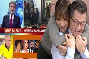 Eyüboğlu'ndan Ahmet Hakan'a Bu iki yüzlülüktür