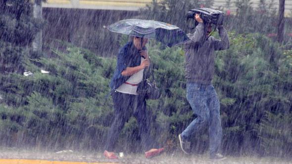 13 Mart hava durumu raporu il il tahminler İstanbul'a uyarı 1.resim