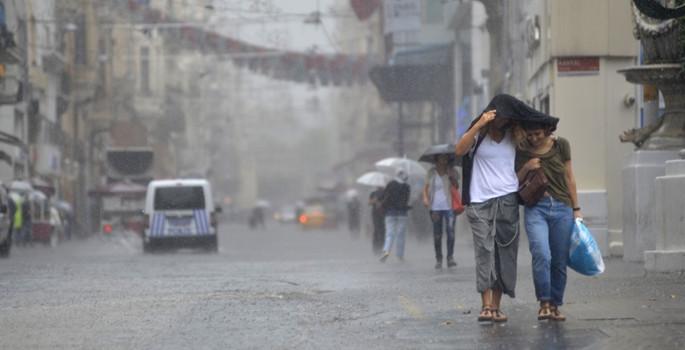 13 Mart hava durumu raporu il il tahminler İstanbul'a uyarı 2.resim