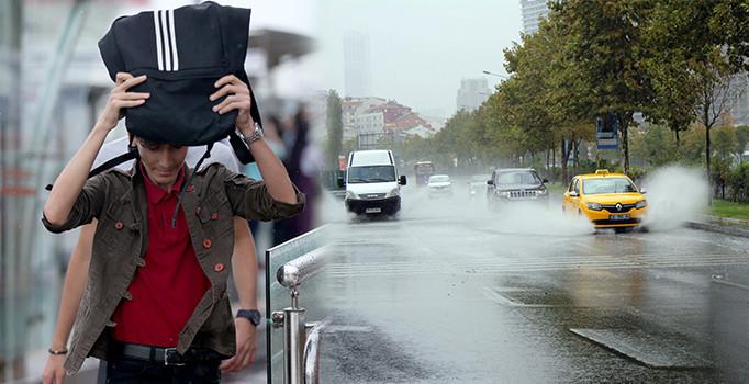 13 Mart hava durumu raporu il il tahminler İstanbul'a uyarı 4.resim