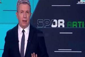 TRT Spor'da Fenerbahçe ve Galatasaray gafı! 'Küçük takımlar…'