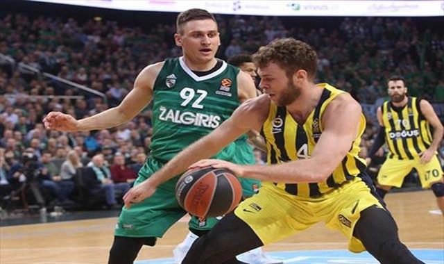 Fenerbahçe Doğuş play-off'u garantiledi