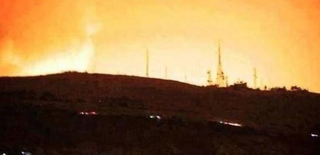 Şam'da acil koduyla siren sesleri çalıyor