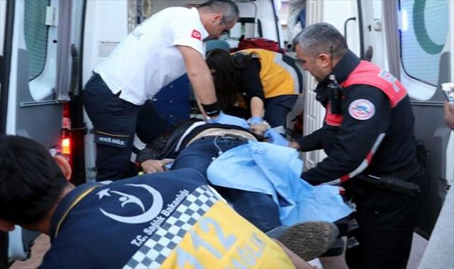 Antalya'da 'bozuk otomobil' cinayeti