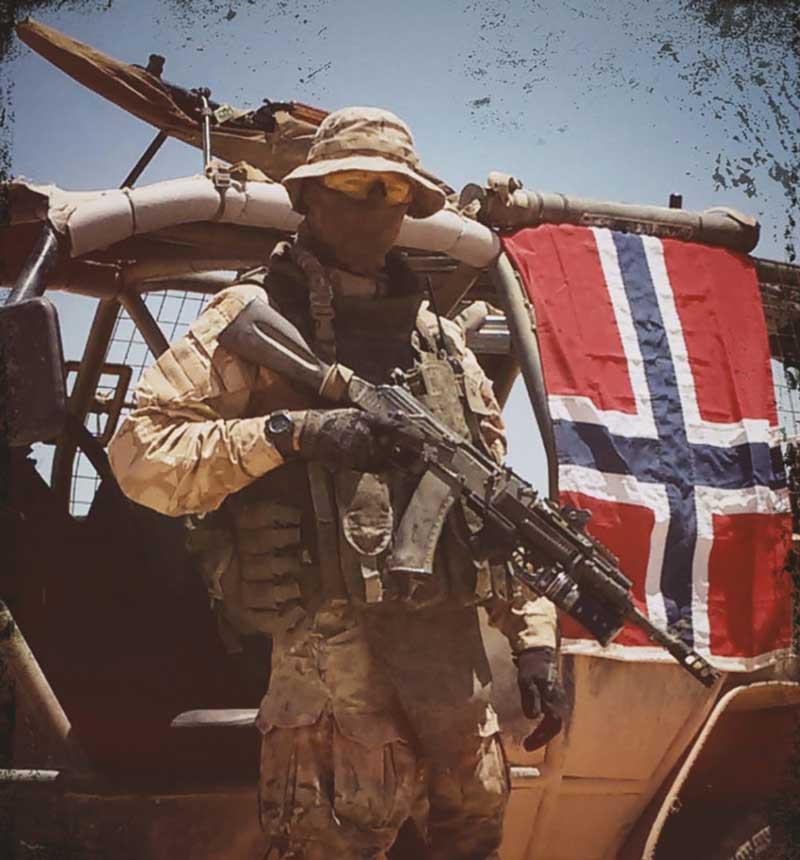 İskandinavya'dan gelip Suriye'de savaşıyorlar! 2.resim