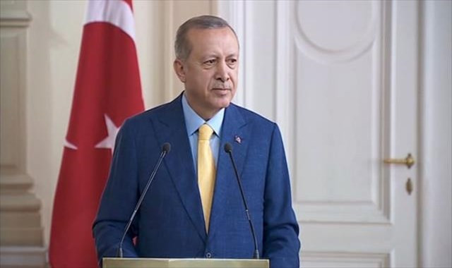 Erdoğan 'suikast' iddiasına yanıt verdi