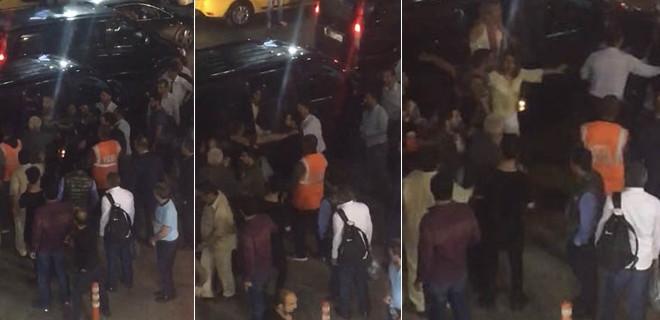 Sabiha Gökçen Havalimanı'nda UBER sürücüsü ve yolculara saldırı iddiası!