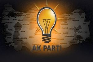 AK Parti'nin aday listesi...