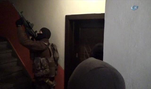 Sigara kaçakçılarına özel harekatlı operasyon