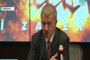 Ahmet Ağaoğlu'ndan teknik direktör açıklaması