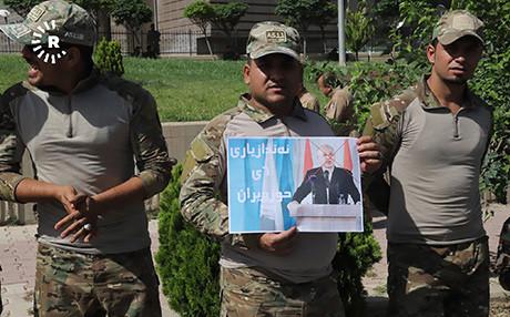 Son dakika: Barzani'ye şok! Binlerce peşmerge sokaklara döküldü 3.resim
