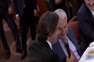 Başbakan Binali Yıldırım türkü söyledi