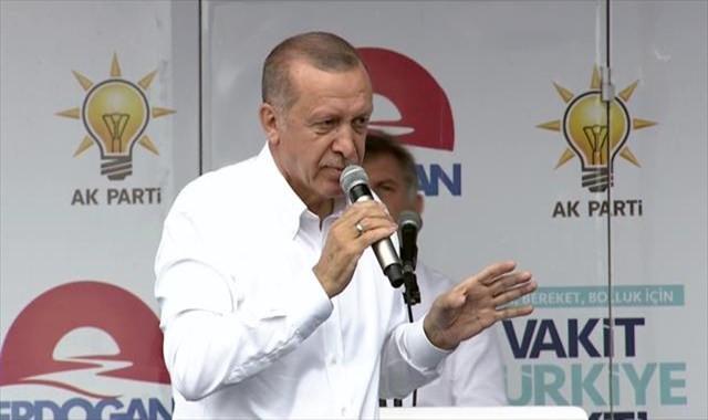Erdoğan açıkladı: Türk askeri Menbiç'te
