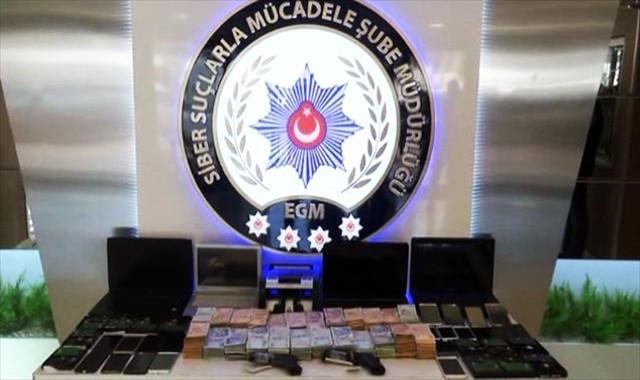 Yasa dışı bahis çetelerine operasyon: 97 gözaltı