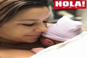 Eva Longoria 43 yaşında ilk kez anne oldu