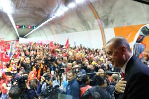 Türkiye'ye çağ atlatan tüneller