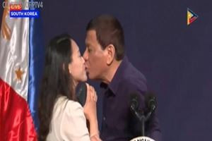 Duterte'den bir skandal hareket daha!
