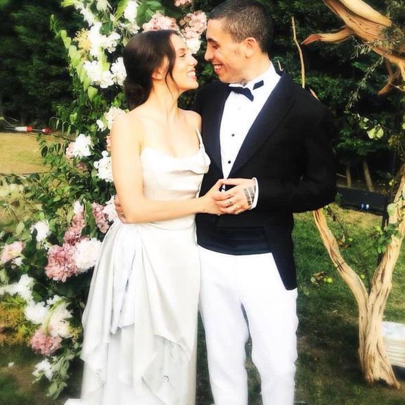 Can Bonomo ve Öykü Karayel evlendi 1.resim