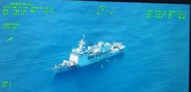 Kıbrıs açıklarında mülteci teknesi battı!