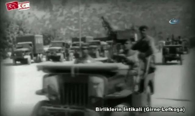 TSK'dan Kıbrıs Mutlu Barış Harekâtının 44'üncü Yıl Dönümünü paylaşımı