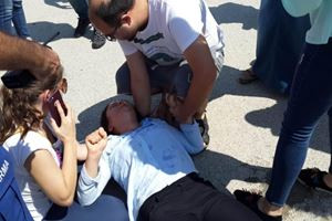 KPSS mağdurları sinir krizi geçirdi