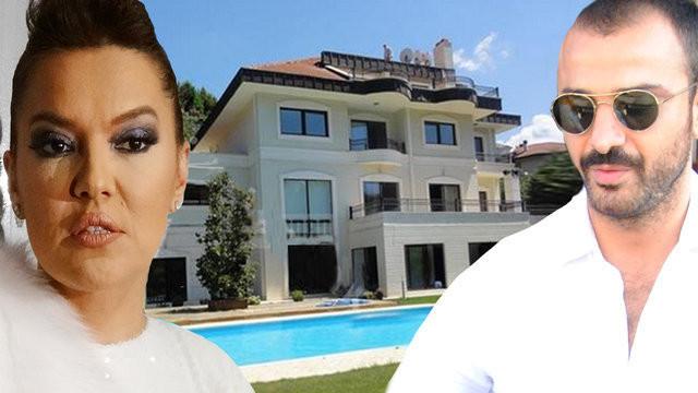 Demet Akalın'ın evini su bastı! 2.resim
