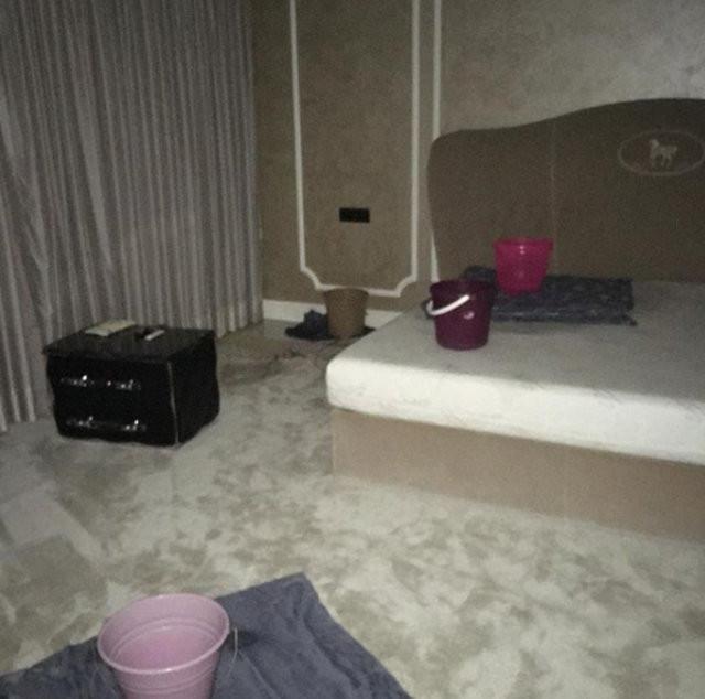 Demet Akalın'ın evini su bastı! 3.resim