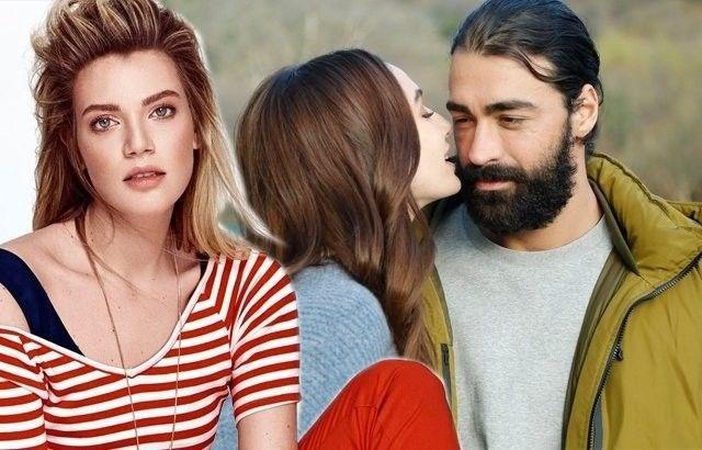 Derya Şensoy sevgilisi Sarp Levendoğlu ile kural bozdu 4.resim