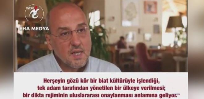 HDP'li Ahmet Şık'tan tartışma yaratan EURO 2024 çıkışı!