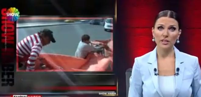 Show Tv Haber spikeri Ece Üner'in Angara gafı güldürdü