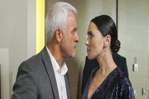 Yasak Elma oyuncusu Talat Bulut'tan Şevval Sam'a olay sözler