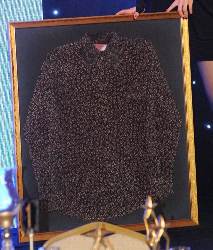 Muhterem Nur: Gömlek ve yüzük sahte! 2.resim