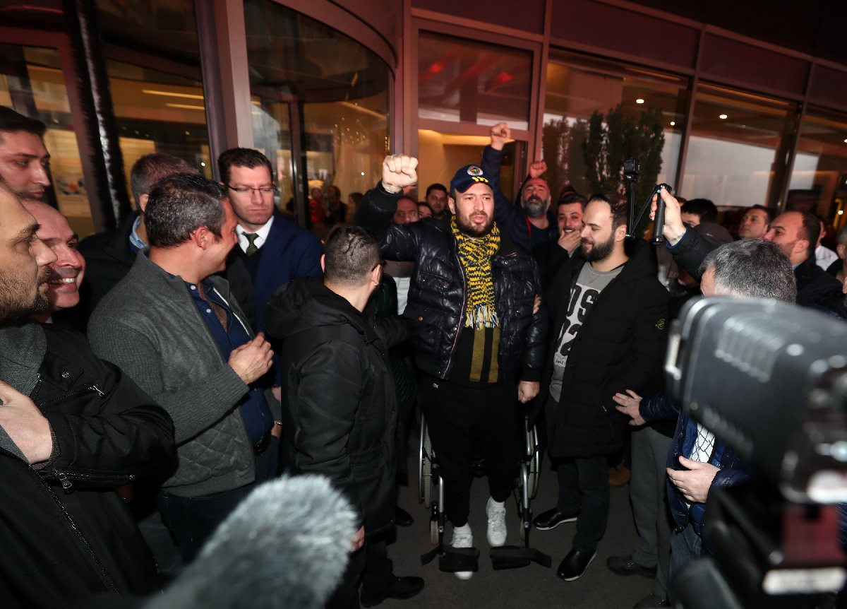 Ali Koç'tan flaş transfer açıklaması! 1.resim
