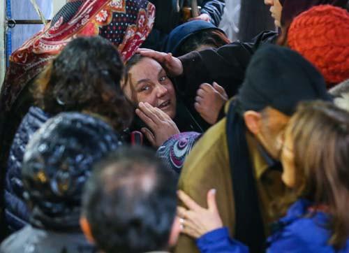 Ukrayna'da öldürülen Zeynep Hüsünbeyi uğurlandı 3.resim