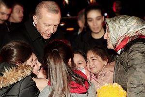 Erdoğan'dan Ordu'da sürpriz ziyaret!