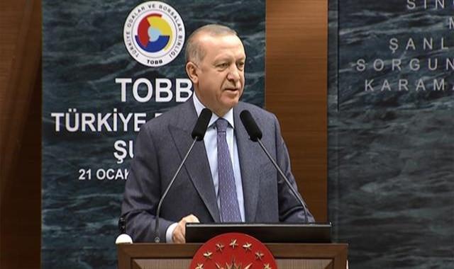 Erdoğan'dan marketlere 'fiyat' uyarısı