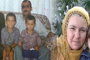 Eşini bıçaklayan koca, olaya şahit olan oğluna sarılıp helallik istemiş
