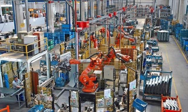 Sanayi üretimi açıklandı