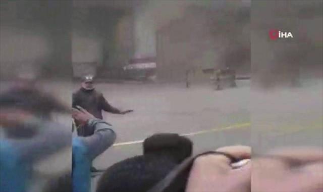 Mısır'da bomba patladı: 5 yaralı